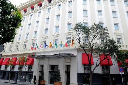 Hotel Colon Gran Melia, Sala de alquiler Sevilla Calle Canalejas #0