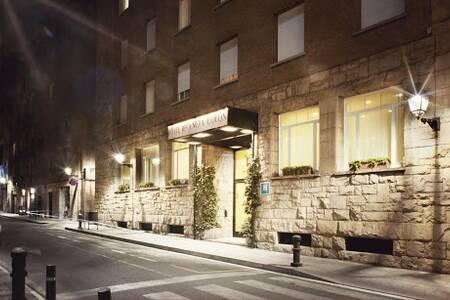 Hotel Regencia Colon, Sala de alquiler Barcelona Carrer dels Sagristans #0