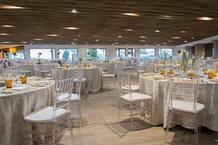 Los Bartolos Hotel Restaurant, Sala de alquiler Alhama de Murcia Calle Alfonso X el Sabio #0