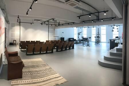 Le Studio 11, Salle de location Paris Faidherbe Chaligny #0