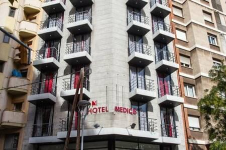 Hotel Medicis, Sala de alquiler Barcelona Carrer de los Castillejos #0