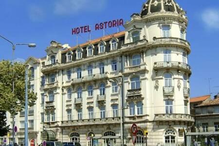 Hotel Astoria, Sala de alquiler Barcelona Carrer de París #0