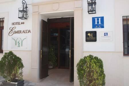 Hotel Esmeralda, Sala de alquiler Osuna Osuna #0