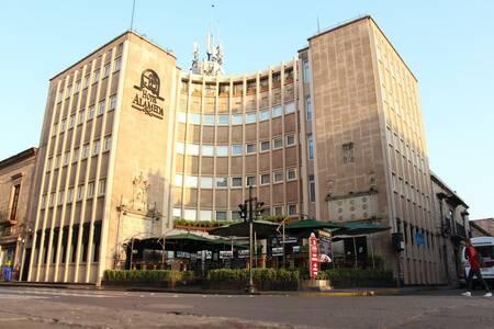 Hotel Alameda, Sala de alquiler Salamanca Paseo de la Estación #0