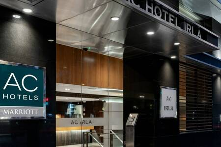 AC Hotel by Marriott Irla, Sala de alquiler Barcelona Calle de Calvet #0