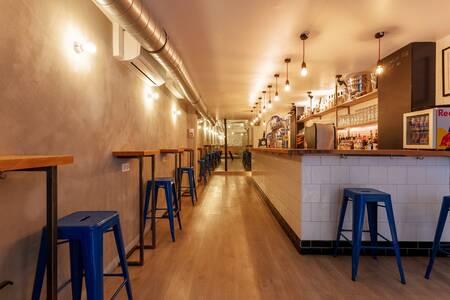 Chez Bouboule Curling !, Bar Paris Bonne Nouvelle #0