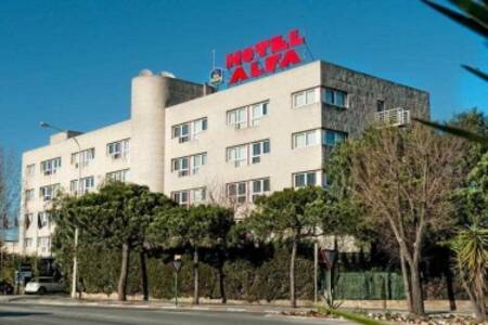 Best Western Hotel Alfa Aeropuerto, Sala de alquiler Barcelona Barcelona #0