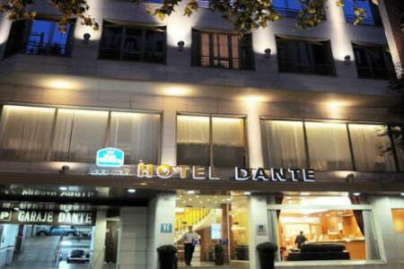 Best Western Premier Hotel Dante, Sala de alquiler Barcelona Carrer de Mallorca #0