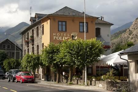 Hotel Poldo, Sala de alquiler La Guingueta La Guingueta #0