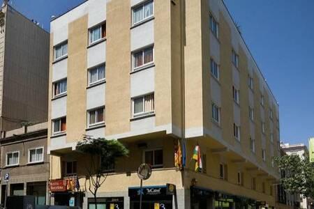 Hostal Barcelona, Sala de alquiler Barcelona Carrer del Roser #0