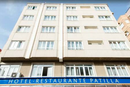 Hotel-Restaurante Patilla, Sala de alquiler Santa Pola  Calle de Elche #0