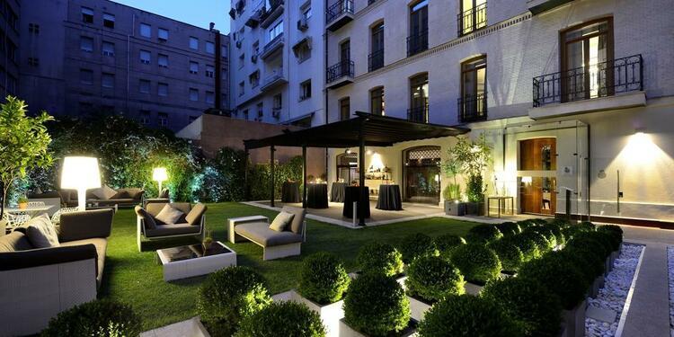 Hotel Único Madrid, Sala de alquiler Madrid Calle de Claudio Coello #0
