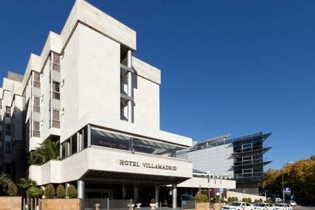 Hotel Villamadrid, Sala de alquiler Madrid Calle Xaudaró #0