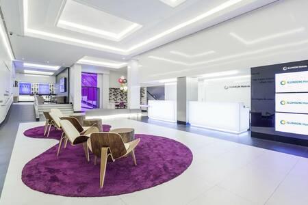 Ilunion Suites Madrid, Sala de alquiler Madrid Calle de López de Hoyos #0