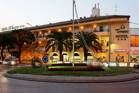 Hotel la Terrassa, Sala de alquiler Platja d'Aro Avinguda de Castell d'Aro #0