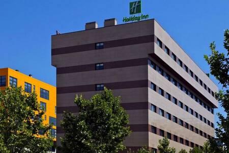 Holiday Inn Madrid - Las Tablas, Sala de alquiler Madrid Calle de María Tubau #0