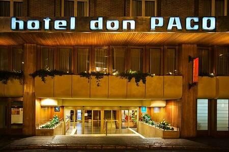 Hotel Don Paco, Sala de alquiler Sevilla  #0