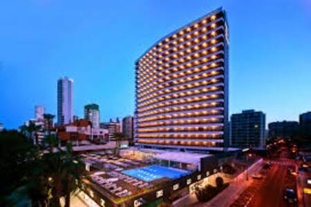Don Pancho Hotel, Sala de alquiler Benidorm Alicante #0