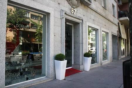Dormirdcine, Sala de alquiler Madrid Madrid #0