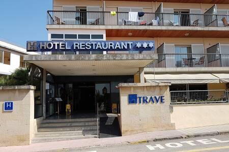 Hotel Travé, Sala de alquiler Figueres Figueras #0