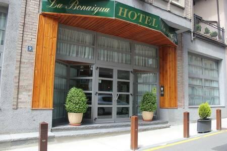 Hotel Bonaigua, Sala de alquiler Viella Carrèr Castèth #0