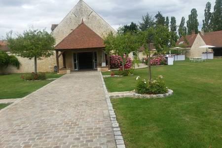 Domaine de la Vallée Aux Pages, Salle de location Paray-Douaville Yvelines #0