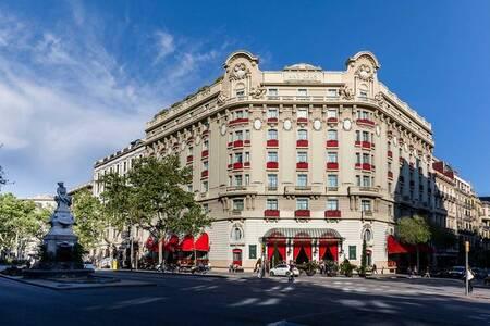 Hotel Palace Barcelona, Sala de alquiler Barcelona Gran Via de les Corts Catalanes #0
