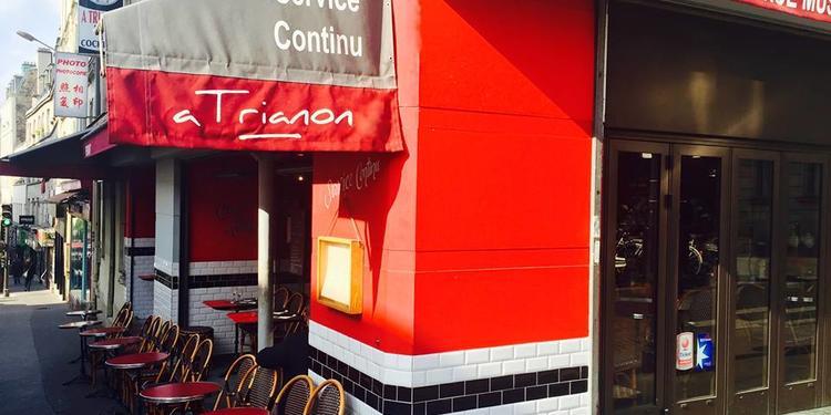 A Trianon, Bar Paris Belleville #0