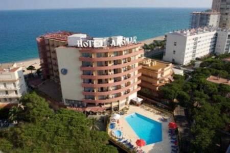 Hotel Aromar, Sala de alquiler Platja d'Aro Carrer Empordà #0
