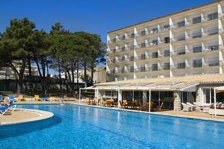 Hotel Nieves Mar, Sala de alquiler Palamós Passeig del Mar #0