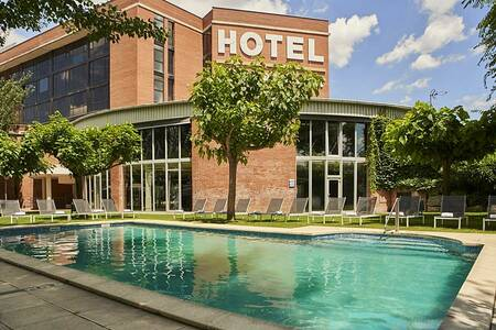 Hotel Ciutat Granollers, Sala de alquiler Granollers Turo Bruguet #0