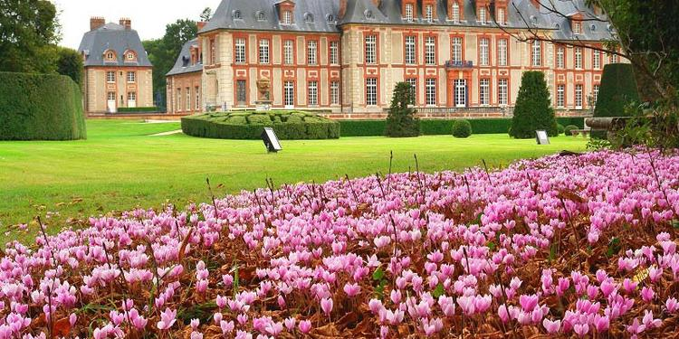Château de Breteuil, Salle de location Chevreuse  #0