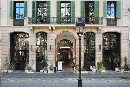 Casa Bonay, Sala de alquiler Barcelona Barcelona #0
