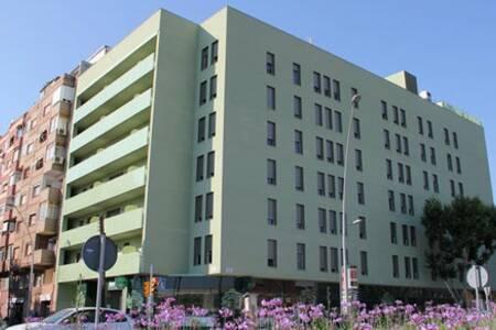 Aparthotel Aura Park, Sala de alquiler L'Hospitalet de Llobregat  #0