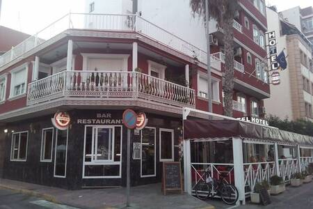 Hotel Juan Carlos, Sala de alquiler Torrevieja Torrevieja #0