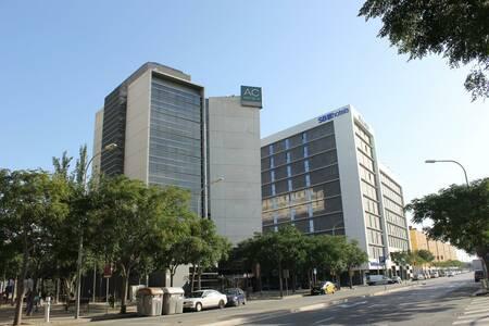Ac Hotel Som, Sala de alquiler L'Hospitalet de Llobregat Hospitalet de Llobregat #0