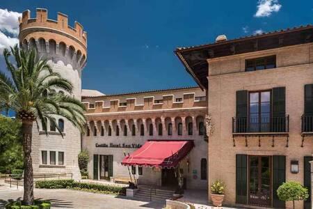 Castillo Hotel Son Vida, a Luxury Collection Hotel, Mallorca, Sala de alquiler Son Vida Son Vida #0