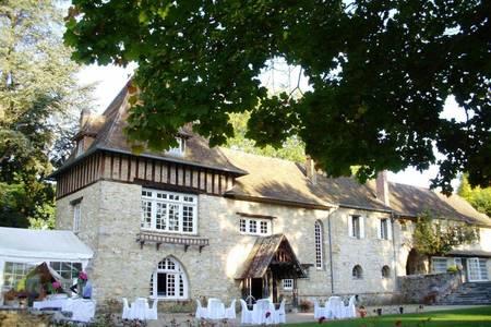 Manoir des Foulons, Salle de location Rosay  #0