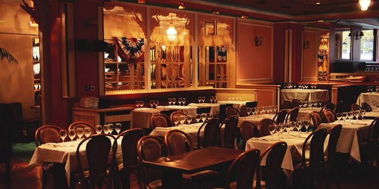 DAME ROSE (ex Petit Journal Montparnasse) (FERMÉ), Restaurant Paris Montparnasse #0
