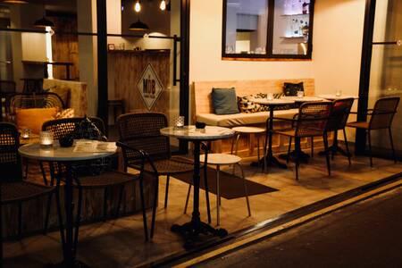 Le MDB - Le Moment D'être Bien, Bar Paris Saint Michel  #0