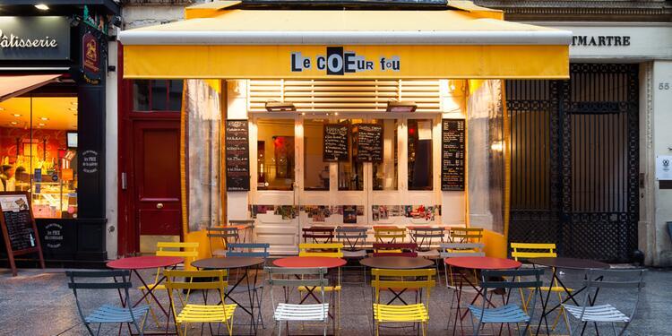 Le Coeur Fou, Bar Paris Châtelet #0