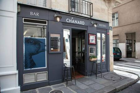 Le Chanard, Bar Paris Saint Paul #0
