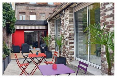 Le W - Work and Wine, Bar Lille Wazemmes #0