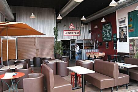 Le Rond Point Café, Bar Nantes Hangar à banane #0