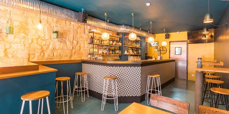 L'After Room, Bar Paris Quartier latin #0