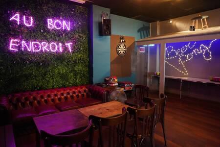 Au Bon Endroit Bar, Bar Paris Folie-Méricourt #0