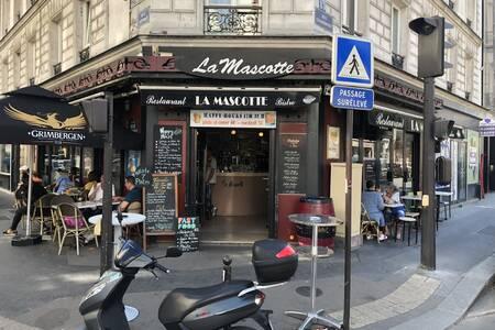 La Mascotte, Bar Paris Porte de Clignancourt #0