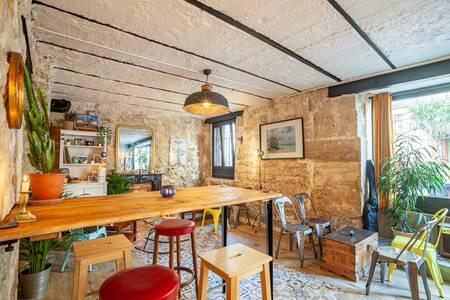 Maison One More, Bar Paris Belleville #0