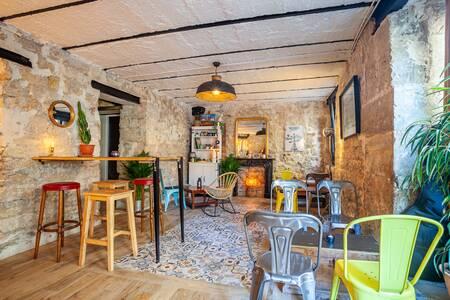 Maison One More (privatisation complète), Salle de location Paris Belleville #0