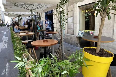 A l'Angle, Bar Paris Sentier #0